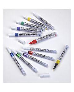 Sakura Pen Touch Opaque Coloured Markers