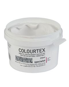 Specialist Crafts Colourtex - Opaque White