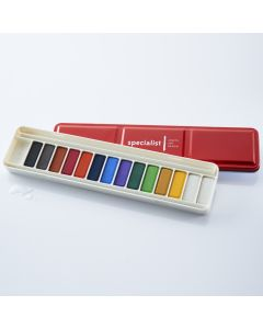 Specialist Crafts Watercolour Tablet Set of 14