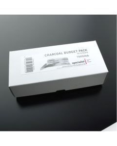 Specialist Crafts Charcoal Budget Pack