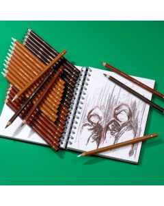 Conté Traditional Drawing Pencils