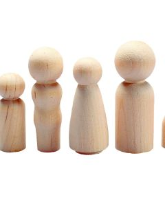 Wooden Body Assortment