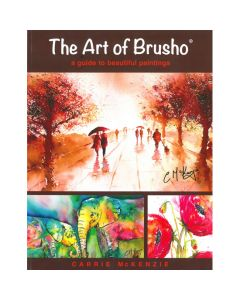 The Art of Brusho by Carrie McKenzie