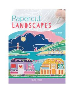 Papercut Landscapes by Sarah King