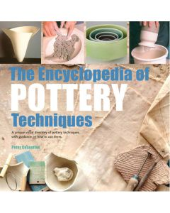 The Encyclopedia of Pottery Techniques by Peter Cosentino