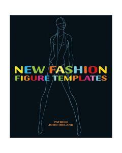 New Fashion Figure Templates by Patrick John Ireland