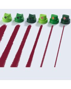 Montana Spray Standard Caps. Pack of 10