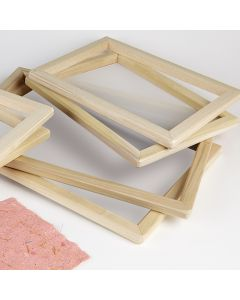 Paper Making Frames & Deckles