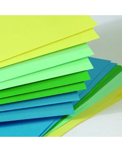 Coloured Card 230 Micron Assortments