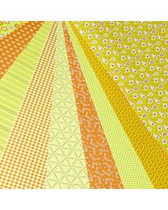 Patterned Colour Themed Card Packs