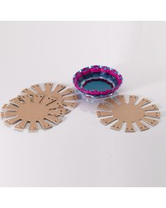 Round Weaving Cards Pack