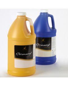 Chroma Chromacryl Acrylics 2 Litre Set