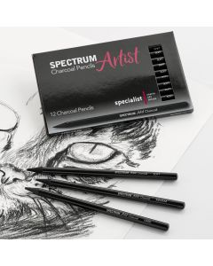 Spectrum Artist Charcoal Pencils