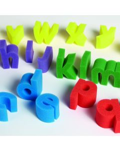 Alphabet Printing Sponges Pack