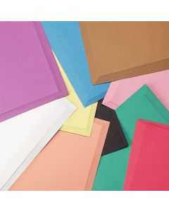 Recycled Premium Pastel Sugar Paper Assortment Pack