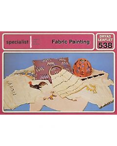Fabric Painting Booklet