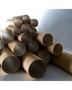 Cardboard Construction Tubes. 63 x 624mm. Pack of 10
