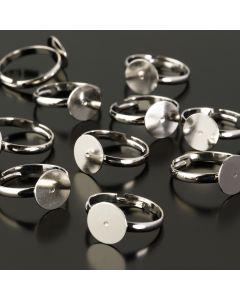 Rings Pack - Flat Circle Setting Plate