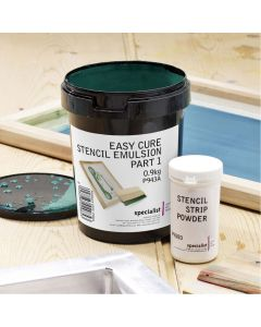 Easy Cure Stencil Emulsion
