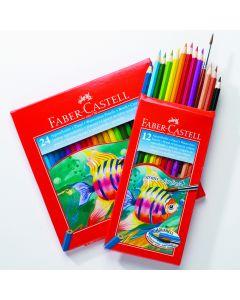 Faber-Castell Watercolour Pencil Sets
