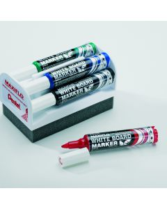 Pentel Maxiflo Whiteboard Marker Set