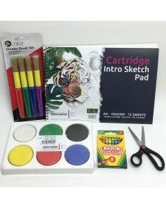 Magical Wax Resist Painting Kit 1