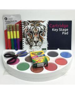Magical Wax Resist Painting Kit 2