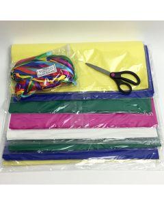 Tissue Paper Pom Pom Kit 1