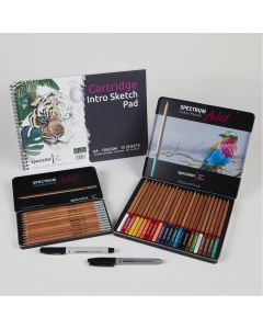 Colour Sketching STUDENT Packs