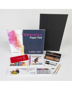 Mixed Media ARTIST Packs