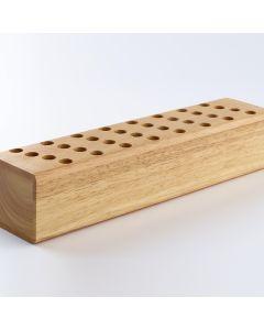 Wooden Scissors Block