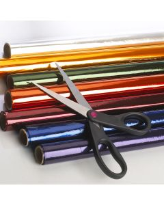 Coloured Cellophane Assortment