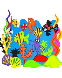 Sealife Paper Shapes