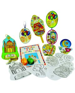 Ramadan & Eid Activity Pack