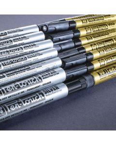 Sakura Pen-Touch Metallic Marker Classroom Pack