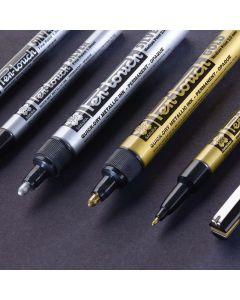 Sakura Pen-Touch Metallic Marker Starter Pack