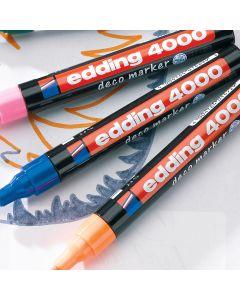 Edding 4000 Deco Markers Set