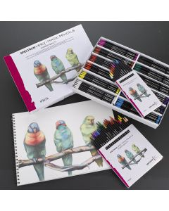 Spectrum Very-Thick Colour Pencil Sets