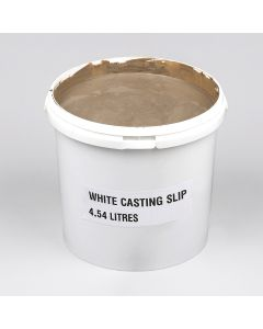 White Earthenware Casting Slip - 5L