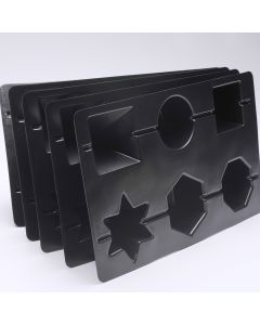 Simple Candle Mould Trays Pack