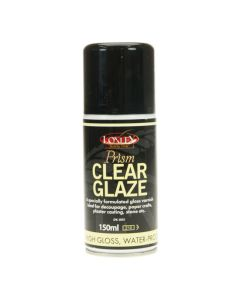 Loxley Prism Clear Glaze Acrylic Spray 150ml