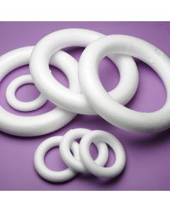 Polystyrene Ring Packs