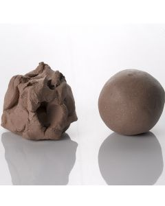 Grogged Body Stoneware Paper Clay - 5kg