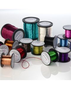 Coloured Enamelled Wire - 0.9mm 80m Reels