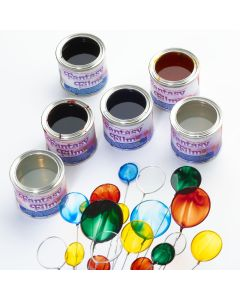 Fantasy Film Transparent Colours Pack of 6
