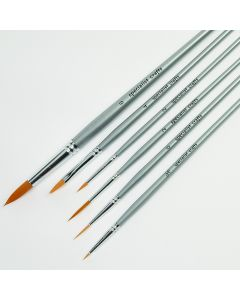Specialist Crafts Synthetic Craft Brush Set