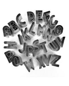 Mini Alphabet Cutters