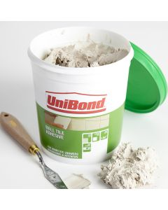 UniBond Tile Adhesive - 1.3kg Tub