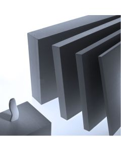 Styrofoam - 600 x 1200 x 25mm. Pack of 12
