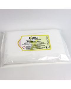 Multi-Surface Disinfection Wipes. Pack of 100